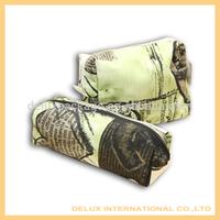 2014 Newest zipper lock OEM design zipper big school pen bags