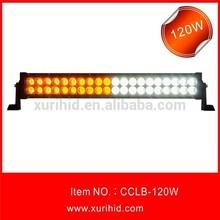 Off road led light bar 180w flashing light for trucks