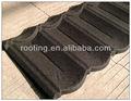 La piedra de aluminio recubierto de color roofing| piedra recubierta de metal del techo shingles| piedra recubiertos de acero para techos