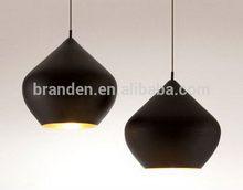 Fashion unique family aluminum pendant lamp