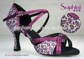 Zapatos de baile de salsa, La señora del vestido, Niño zapatos de tacón alto