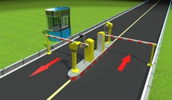 Smart Car Parking System Factory.High Quality Vehicle Access Control Car Parking Solutions