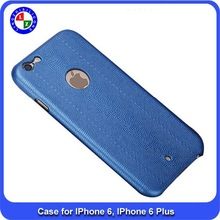 2015 hot sale leather case cover for iphone 6, pu leather case for iphone 6