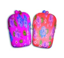colorful waterproof silicone mobile phone bags
