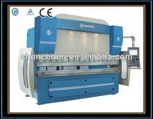WC67K-400T/3200 CNC hydraulic mild steel press brake