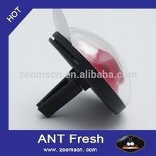 unique product original perfume liquid car vent clip mambrane air freshener made in China