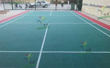 PP floor mat international standard badminton court mat