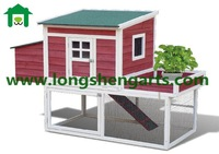 2015 New Style wooden planting poultry house