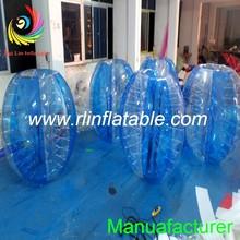 High quality 0.8mm PVC/TPU bumper ball, bubble suit, inflatable soccer bubble