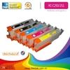 inkstyle refillable ink cartridge for canon pgi-250 cli-251