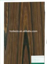 SZ-2709-1C Construction/decoration/furniture used engineered Santos rosewood veneer