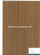 SZ-2725S Construction/decoration/furniture used engineered Santos rosewood veneer