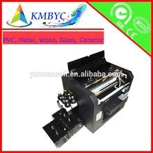 6 color, A3 size China manufacturer uv inkjet printer ink