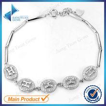 Popular friendship 925 silver bracelets for sale