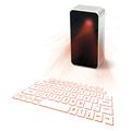 preço de fábrica bluetooth projeção de teclado virtual teclado laser