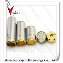 Hot selling mechanical mod RDA rebuildable castle atomizer clone