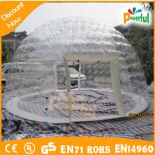 atividade ao ar livre inflável bolha transparente barraca