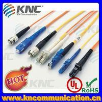 single mode multiple mode OM3 patch cord fibra optica