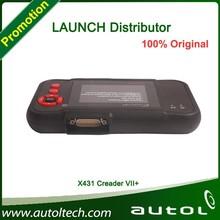 [New Arrival] 2014 LAUNCH Creader Professional Creader vii+ Original Auto Code Reader Scanner LAUNCH Creader 7+ Update on line