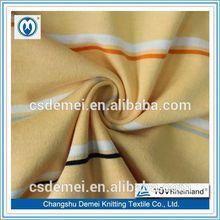 CVC Fabric/Stripe Fabric designer basketball jersey black for T-Shirts/Polo Shirts sold in bulk