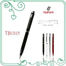 New design Metal Ball Pen 1mm black ink