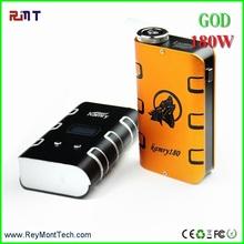 2015 newest product original kamry big watt god 180 mod