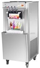 soft serve ice cream machine/ice cream maker /rainbow soft ice cream machine Model MQ-L42-B
