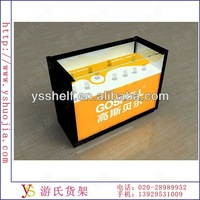 HOT SALE 2015 mobile phone display cabinet