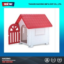 Hot Sale! High Standard Plastic Dog Kennel
