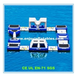 2014 inflatable water floating island,lake inflatables water games for adults,inflatable floating island water park