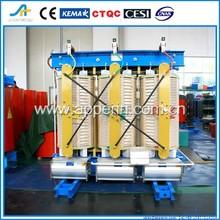 10kV H-class Insulation Dry-type Transformer class h transformer