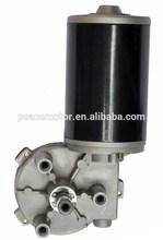 12V 24V 250W with high torque 100 watt dc worm gear brushless motor