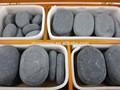 Señora de la salud de masaje masaje caliente de piedra conjunto( 36pcs)
