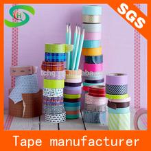 Merry christmas self adhesive masking washi tapechristmas rainbow Decorative Printing Washi Tape