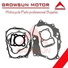 Haojue/Haojin/Euromot/Genesis/Zanella HJ125-7 motorcycle engine parts of gasket