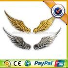 custom plastic car emblem,3D ABS car badges For Wings Logo