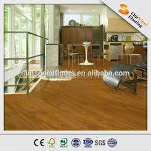 150x935mm anti-slip plastic basketball flooring
