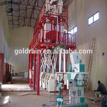40ton Turkey-project Wheat Milling Equipment,Flour Mill Machine,Wheat Flour Mill