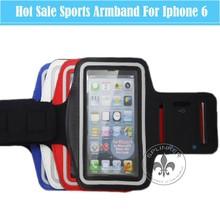 2014 Hot Sale Neoprene Sport For Iphone 6 Armband Waterproof O6011-042