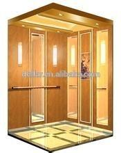 Delfar passenger elevator (Ti-gold car)