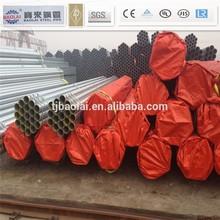 hot dipped galvanized steel tube length