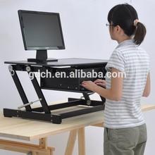 Wooden MDF desktop computer desk table laptop desk laptop tray