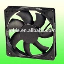 120x120x25mm dc waterproof fan 24v waterproof dc axial fans water resistant fan