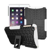 hard protector Hybrid Armor Kickstand pc tpu case for iPad mini
