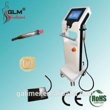 beauty salon equipment / skin tightening stomache/ fractional rf microneedle machine