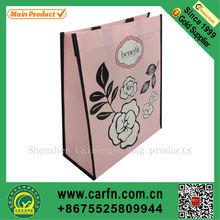 custom popular wholesale reusable non woven sales bag