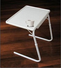 Foldable multifunctional laptop table