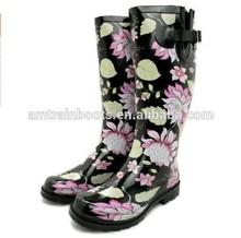 2015 lady shoe,2015 rubber rain boot