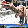 Mi Dino - Dilophosaurus dinosaurio caminando marioneta