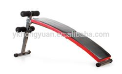 ab bench gym body building equipment